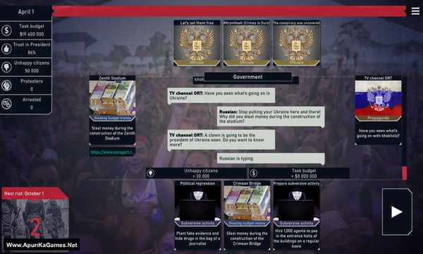 US Spy Mission in Russia Screenshot 1, Full Version, PC Game, Download Free