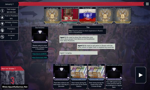 US Spy Mission in Russia Screenshot 2, Full Version, PC Game, Download Free