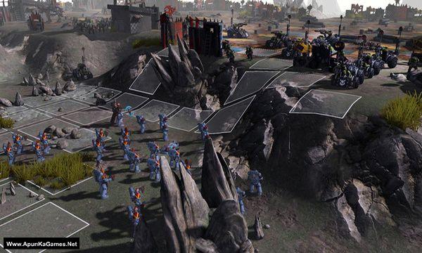 Warhammer 40,000: Sanctus Reach Screenshot 3, Full Version, PC Game, Download Free
