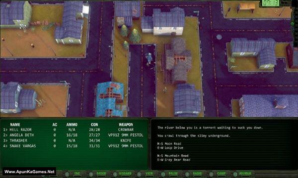 Wasteland Remastered Screenshot 1, Full Version, PC Game, Download Free