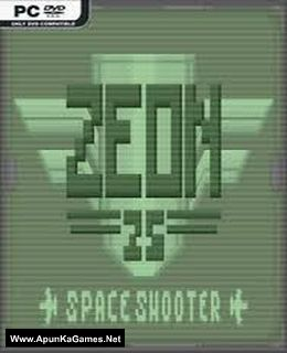 Zeon 25 Cover, Poster, Full Version, PC Game, Download Free