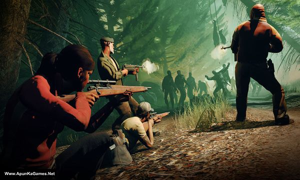 Zombie Army Trilogy Screenshot 1, Full Version, PC Game, Download Free