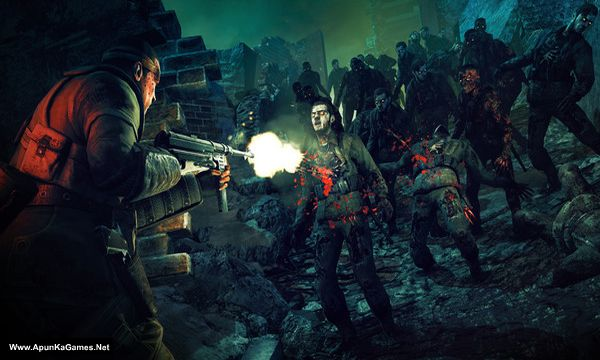Zombie Army Trilogy Screenshot 3, Full Version, PC Game, Download Free