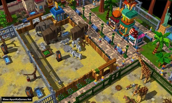 Zoo Constructor Screenshot 3, Full Version, PC Game, Download Free