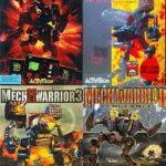 Mechwarrior Collection (1-4)