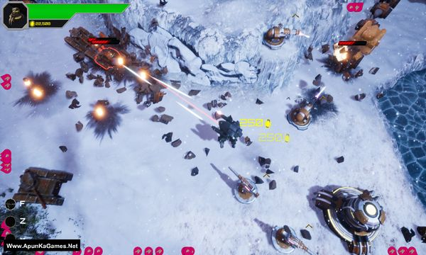 Armoured Onslaught Screenshot 3, Full Version, PC Game, Download Free