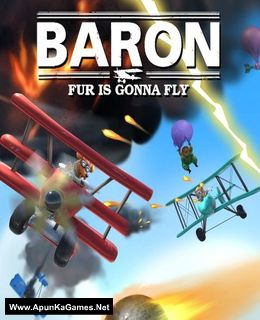 Baron: Fur Is Gonna Fly Cover, Poster, Full Version, PC Game, Download Free