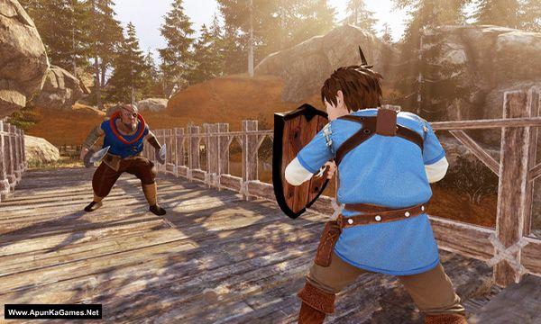 Beast Quest Screenshot 2, Full Version, PC Game, Download Free