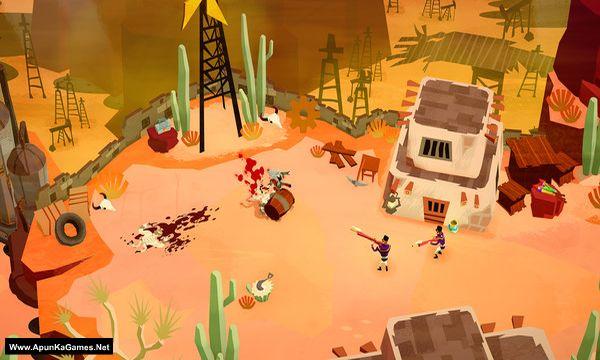 Bloodroots Screenshot 1, Full Version, PC Game, Download Free