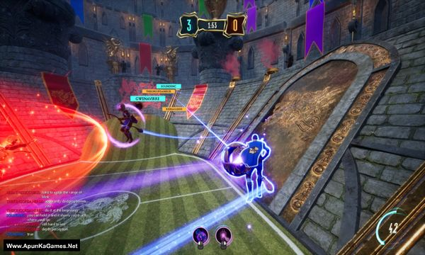 Broomstick League Screenshot 2, Full Version, PC Game, Download Free