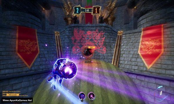 Broomstick League Screenshot 3, Full Version, PC Game, Download Free