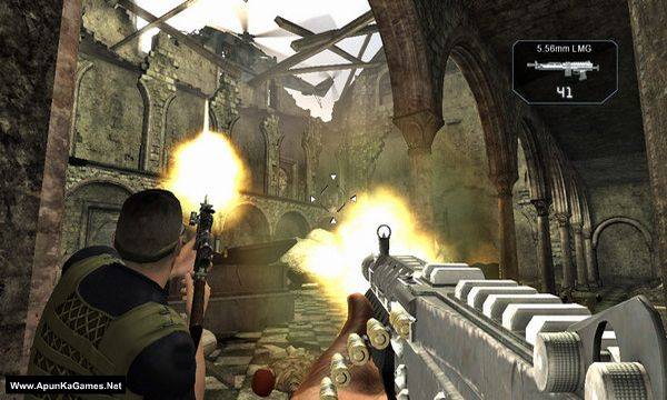 Conflict: Denied Ops Screenshot 1, Full Version, PC Game, Download Free
