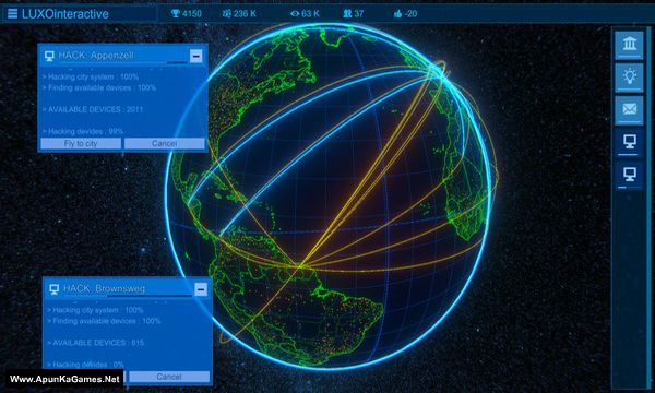 Cyber Attack Screenshot 1, Full Version, PC Game, Download Free