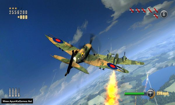 Dogfight 1942 Limited Edition Screenshot 1, Full Version, PC Game, Download Free