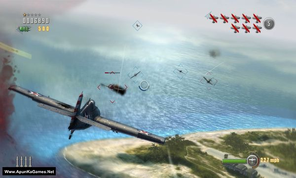 Dogfight 1942 Limited Edition Screenshot 2, Full Version, PC Game, Download Free