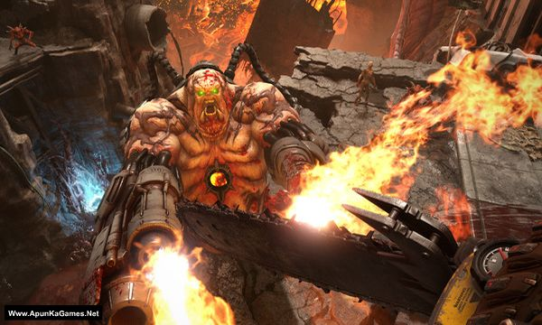 Doom Eternal Screenshot 2, Full Version, PC Game, Download Free