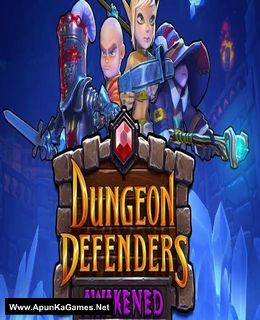 Dungeon Defenders Awakened Cover, Poster, Full Version, PC Game, Download Free