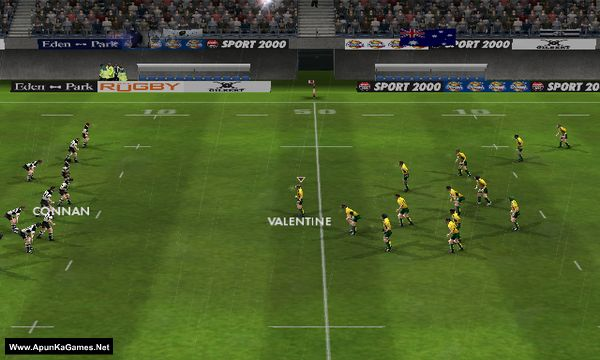 EA Sports Rugby 08 Screenshot 3, Full Version, PC Game, Download Free