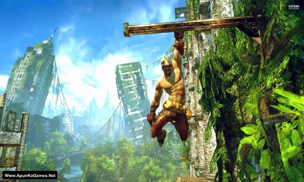 Enslaved: Odyssey to the West Screenshot 3, Full Version, PC Game, Download Free