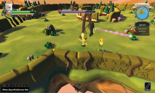 Finn and Jake's Epic Quest Screenshot 2, Full Version, PC Game, Download Free