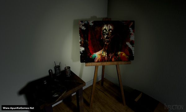 Infliction Screenshot 1, Full Version, PC Game, Download Free