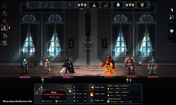 Legend of Keepers: Career of a Dungeon Master Screenshot 1, Full Version, PC Game, Download Free
