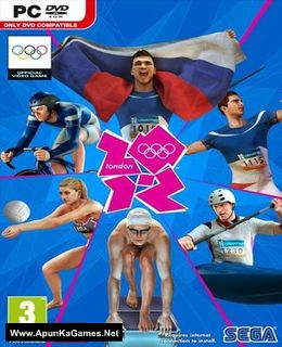 London 2012 The Official Video Game Cover, Poster, Full Version, PC Game, Download Free
