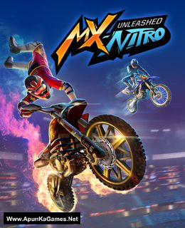 MX Nitro: Unleashed Cover, Poster, Full Version, PC Game, Download Free