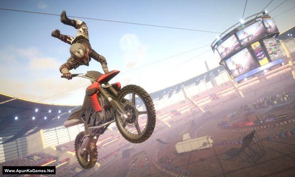 MX Nitro: Unleashed Screenshot 1, Full Version, PC Game, Download Free