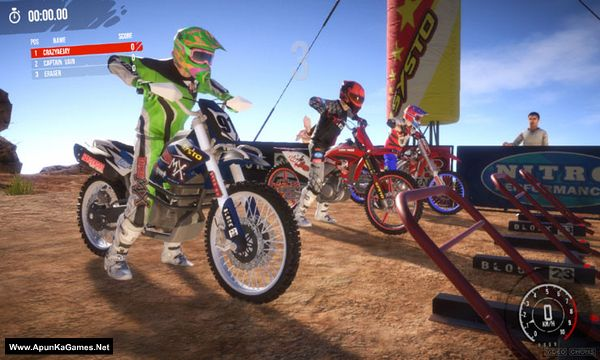 MX Nitro: Unleashed Screenshot 2, Full Version, PC Game, Download Free