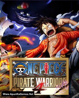 One Piece: Pirate Warriors 4 Cover, Poster, Full Version, PC Game, Download Free
