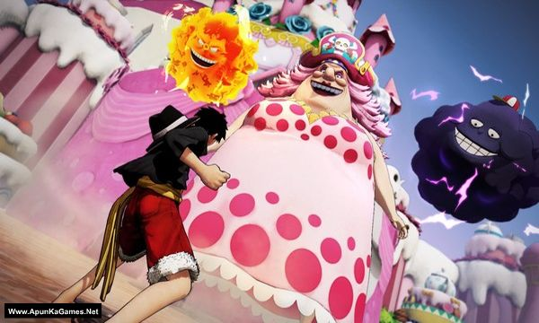 One Piece: Pirate Warriors 4 Screenshot 3, Full Version, PC Game, Download Free