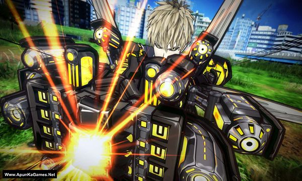 One Punch Man: A Hero Nobody Knows Screenshot 3, Full Version, PC Game, Download Free