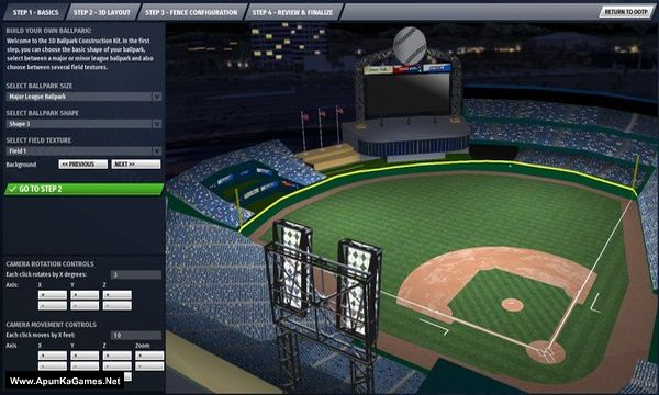 Out of the Park Baseball 21 Screenshot 2, Full Version, PC Game, Download Free