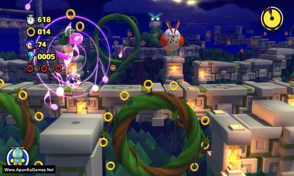 Sonic Lost World Screenshot 3, Full Version, PC Game, Download Free