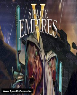 Space Empires V Cover, Poster, Full Version, PC Game, Download Free