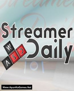 Streamer Daily Cover, Poster, Full Version, PC Game, Download Free