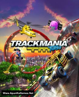 Trackmania Turbo Cover, Poster, Full Version, PC Game, Download Free