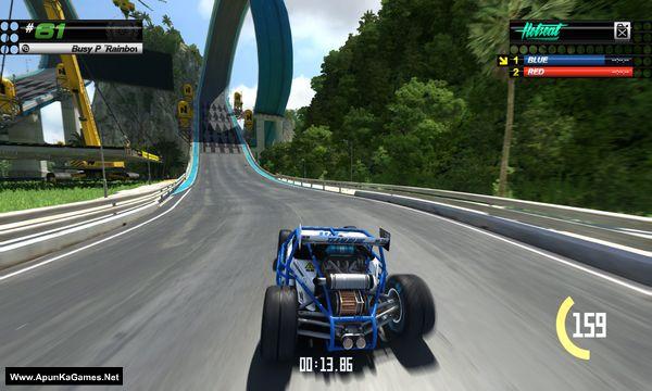 Trackmania Turbo Screenshot 1, Full Version, PC Game, Download Free