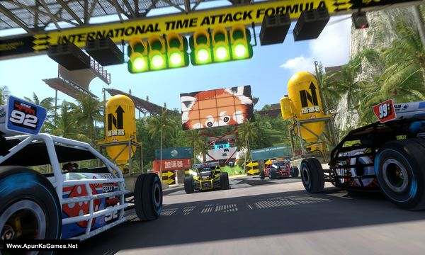 Trackmania Turbo Screenshot 3, Full Version, PC Game, Download Free