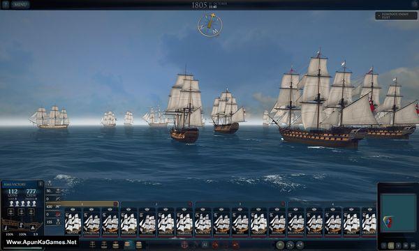 Ultimate Admiral Age of Sail Screenshot 3, Full Version, PC Game, Download Free