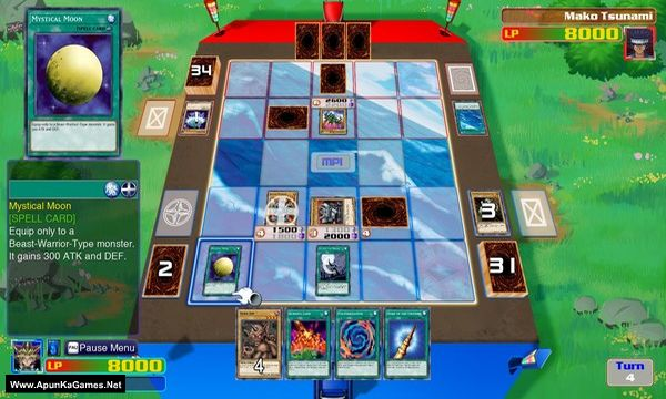 Yu-Gi-Oh! Legacy of the Duelist Link Evolution Screenshot 1, Full Version, PC Game, Download Free