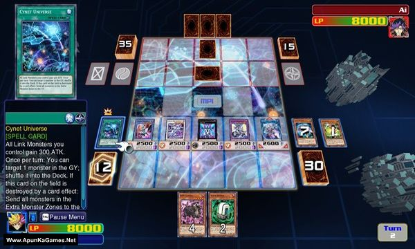 Yu-Gi-Oh! Legacy of the Duelist Link Evolution Screenshot 2, Full Version, PC Game, Download Free