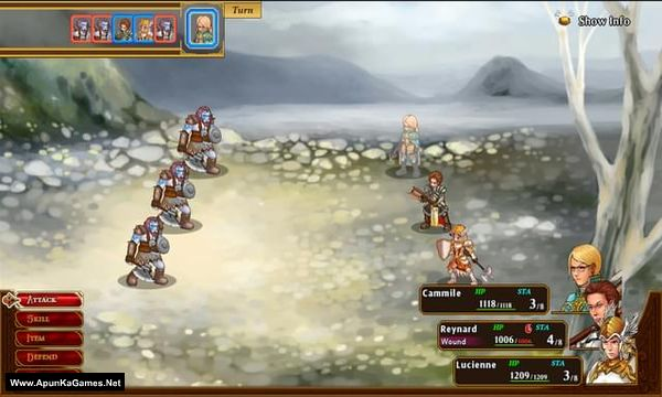 Celestian Tales: Realms Beyond Screenshot 2, Full Version, PC Game, Download Free