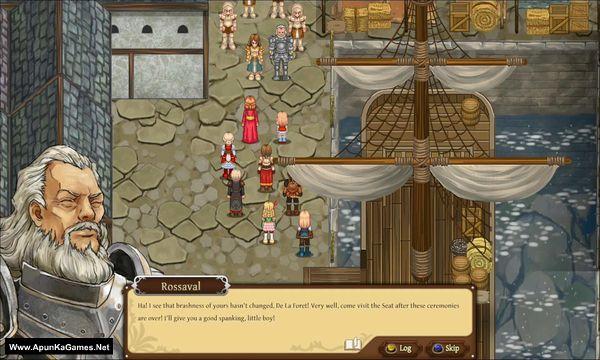 Celestian Tales: Realms Beyond Screenshot 3, Full Version, PC Game, Download Free
