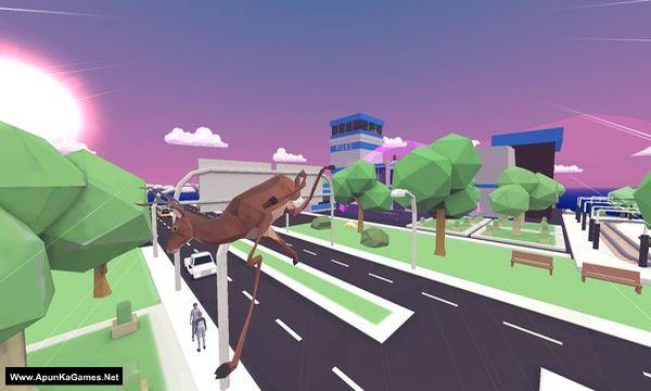 DEEEER Simulator: Your Average Everyday Deer Game Screenshot 1, Full Version, PC Game, Download Free
