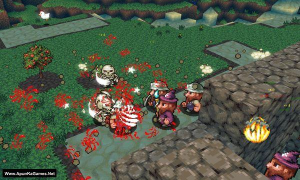 DwarfCorp Screenshot 1, Full Version, PC Game, Download Free