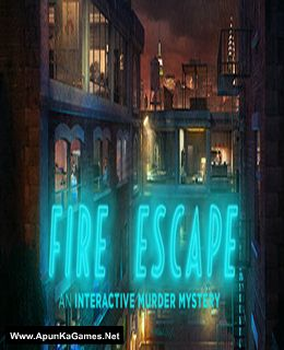 Fire Escape Cover, Poster, Full Version, PC Game, Download Free