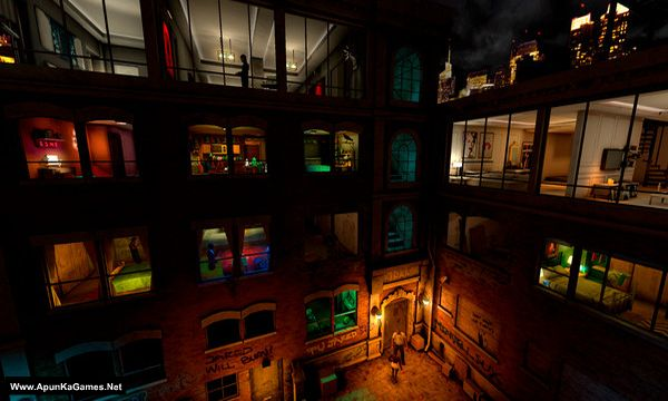Fire Escape Screenshot 1, Full Version, PC Game, Download Free