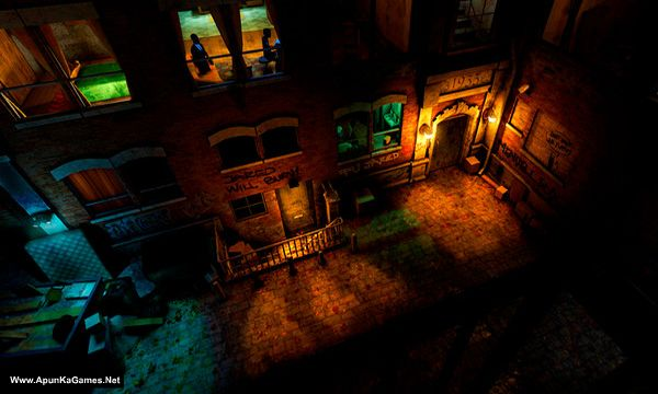 Fire Escape Screenshot 3, Full Version, PC Game, Download Free